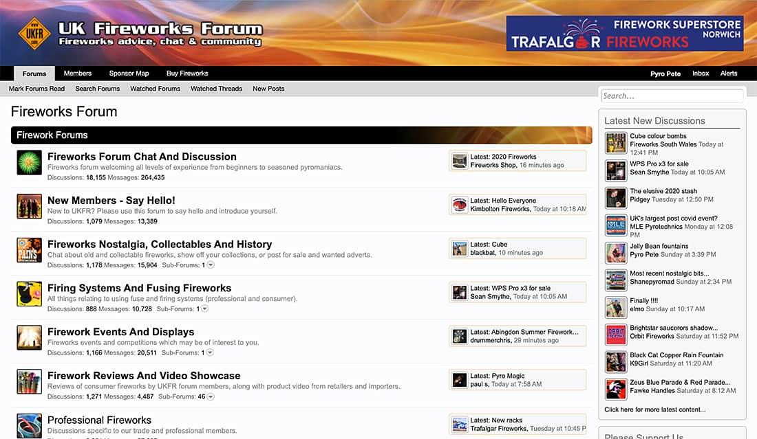 UKFR Forum
