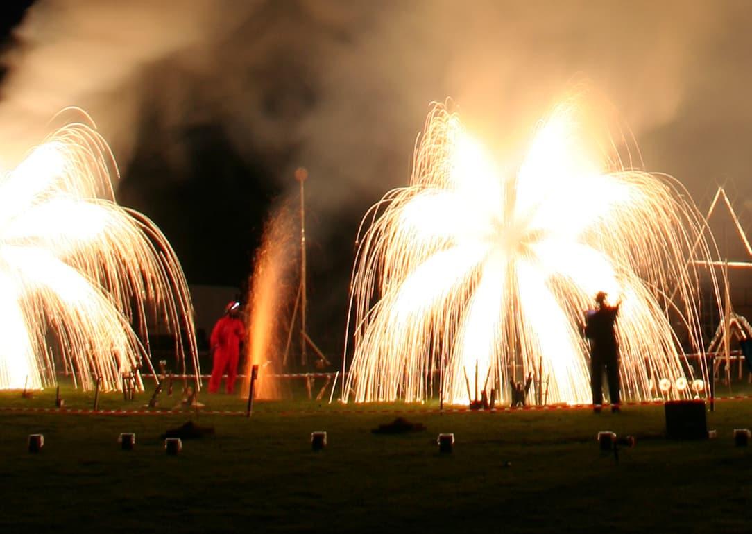 Choosing Fireworks