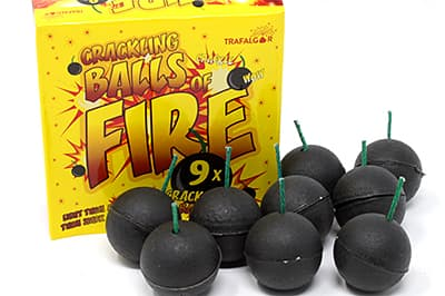 Novelty Fireworks