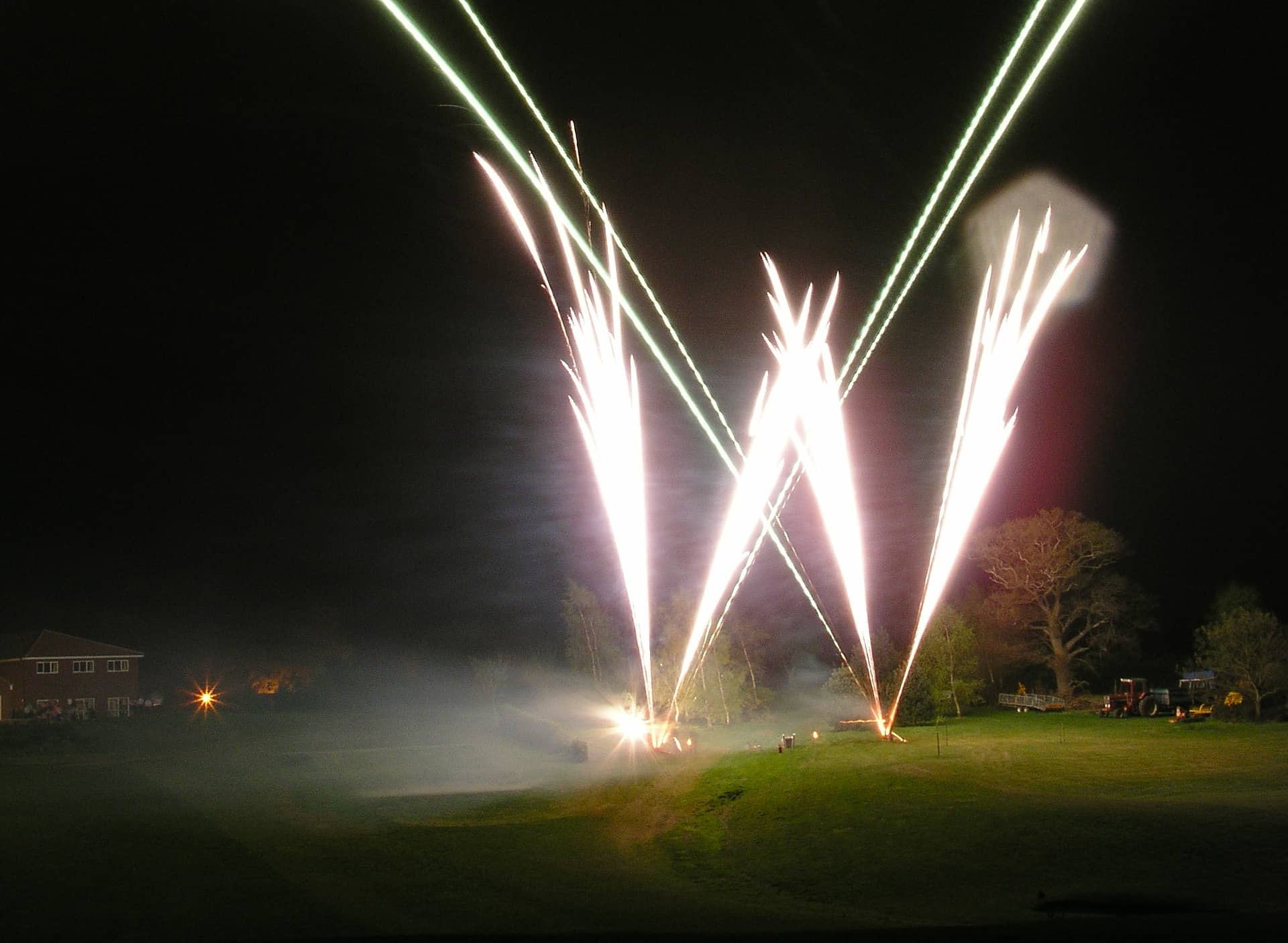 Wensum Valley Fireworks