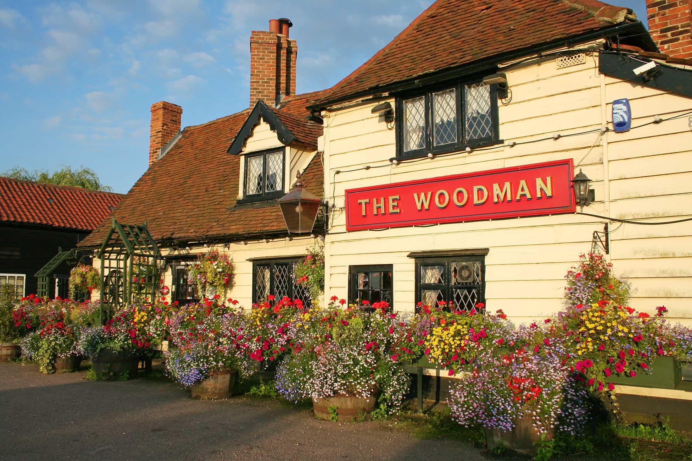 Woodman Pub