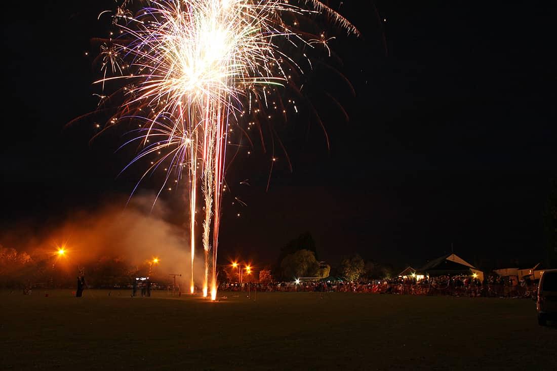 Fireworks mix