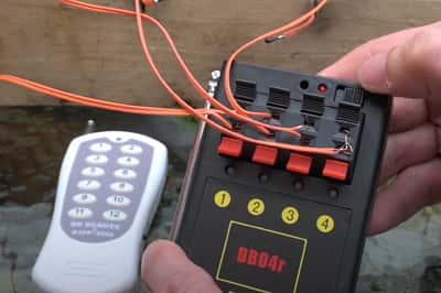 DB04r Safety Test