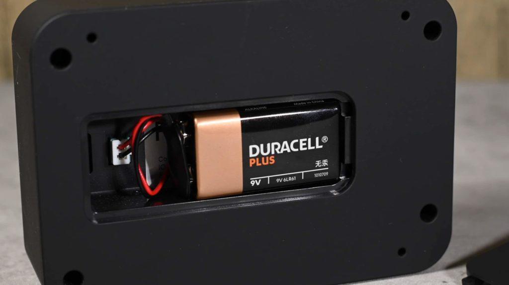 IGNITE firing system PP3 battery