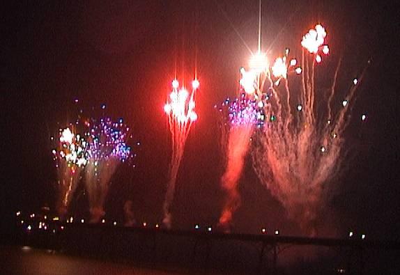 Clevedon Fireworks