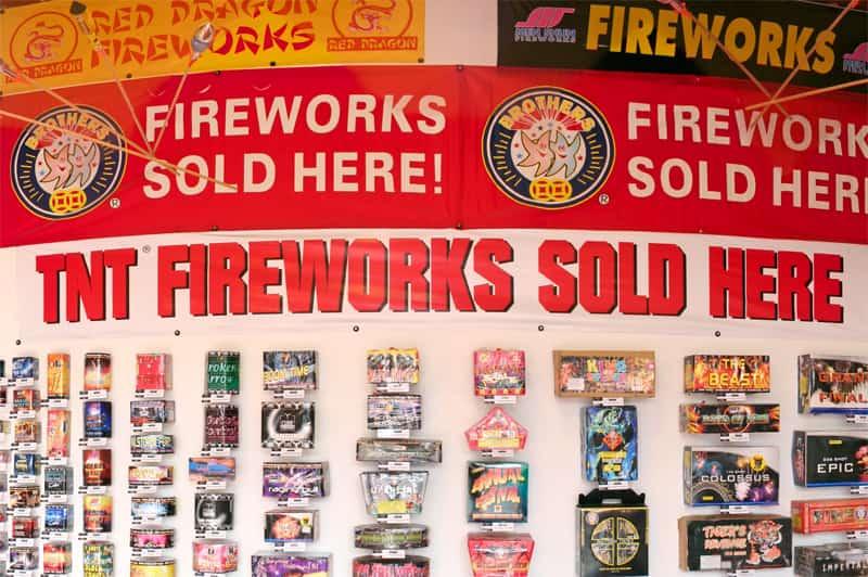 Epic Fireworks Batley 2008